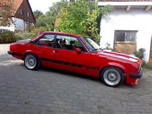 Opel Specials Ascona B V6 X25xe Opel Specials De