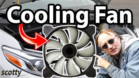 ion fans do they work how to repair a cooling fan in your car