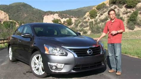 Nissan Altima 2014 Reviews by 2014 Nissan Altima Review