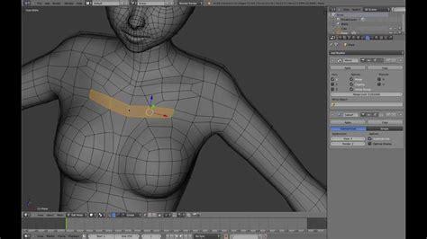 blender 3d tutorial character modeling part 14 24 blender anime character modeling tutorial