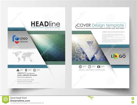 brochure and magazine layout design vector business templates for brochure magazine flyer booklet