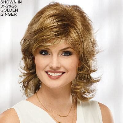 alex whisperlite wig by paula young wavy wigs wigs mid length wigs medium length wigs paula young