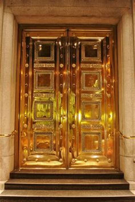 Gold S Door by 1000 Images About Gold Doors On Doors Gold