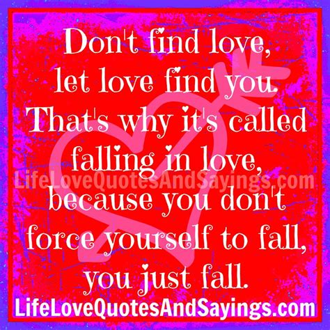 Love Themes And Quotes | finding love quotes and sayings quotesgram