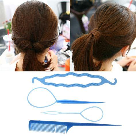 on bun maker for hair hair twist styling clip stick bun maker braid hair