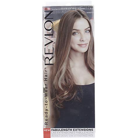 Dye Revlon Fabulength Extensions   revlon ready to wear fabulength 18 inch extensions