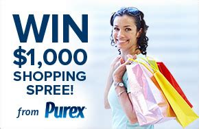 Purex Sweepstakes - new purex sweepstakes the more the merrier
