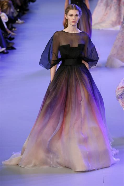 She Said It Haute Gossip 15 by Fashion Week Elie Saab Haute Couture S S 2014