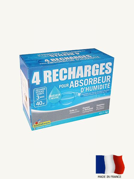Absorbeur D Humidit Maison 254 by Recharge Pour Absorbeur D Humidit Humidivore Achat