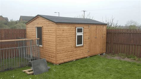 Wooden Sheds Northern Ireland by Wooden Shed Suppliers In Bangor Northern Ireland