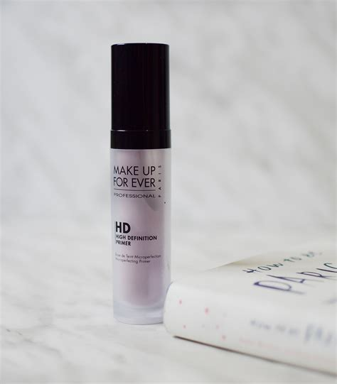 Makeup Forever Hd Primer makeup forever hd high definition primer review fay