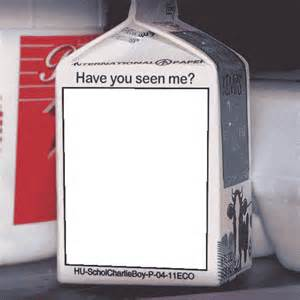 missing person milk template milk missing template related keywords milk