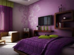 bedroom purple colour schemes modern design:    jpg