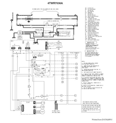 trane heat wiring diagrams zps5900a38a and trane wiring diagrams wiring diagram