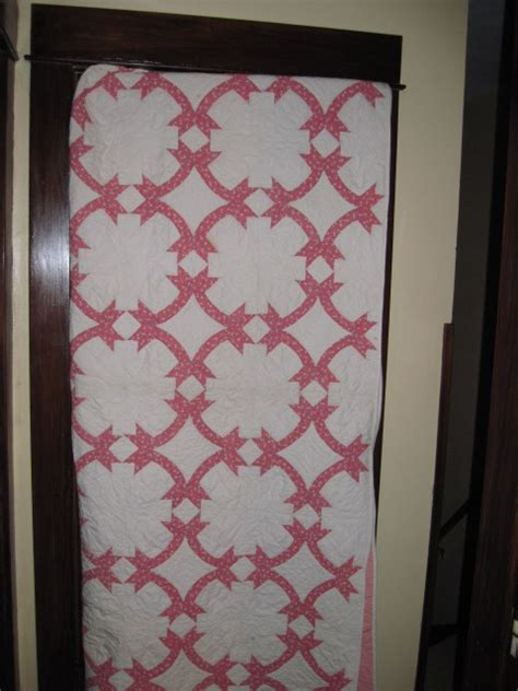 printable fabric sheets perth friendship knot quilt finished