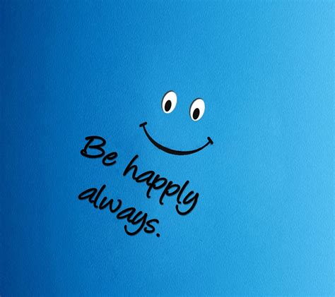 Be Happy Phone 1440x1280 mobile phone wallpapers 89