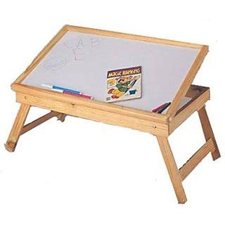 bed study table multipurpose foldable wooden study table bed table
