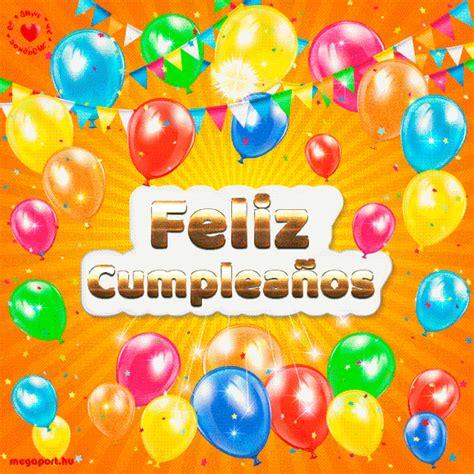 imagenes de feliz cumpleaños que se muevan los mejores gifs de cumplea 241 os para facebook
