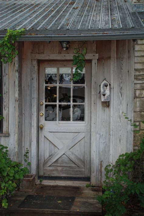 Cottage Front Door Cottage Door By Pattimae2706 On Deviantart