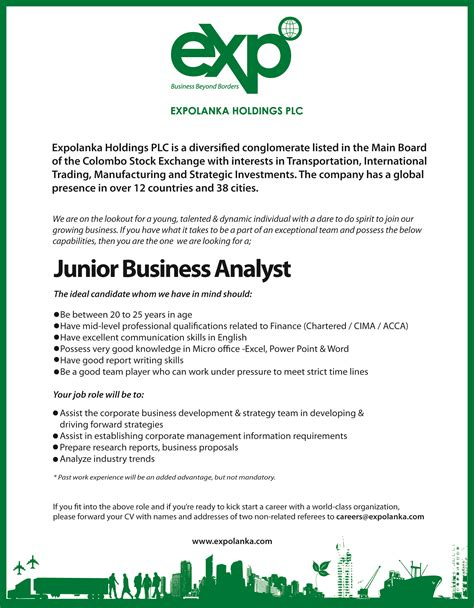 Junior Business Analyst Resume Sle business analyst responsibilities resume ideas attractive development manager management for