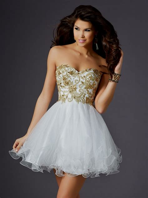 white and gold homecoming dresses naf dresses white and gold homecoming dress naf dresses