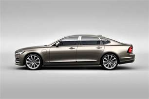 Volvo America 2018 Volvo S90 T8 Engine Phev With 400hp Reaches