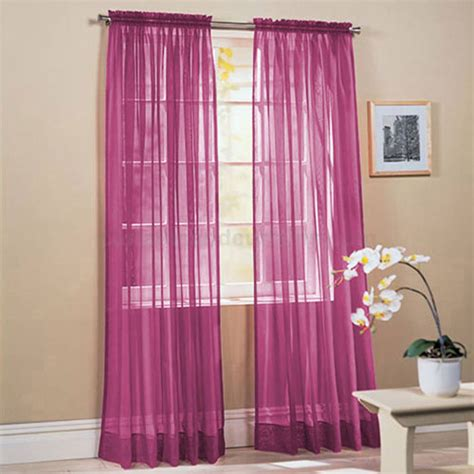 how to pick the right color curtains some good tips to choose the right sheer net curtains