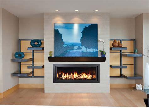modern linear fireplaces mendota ml47 mod fullview modern linear gas fireplace