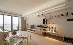 nordic minimalist living room interior design effect