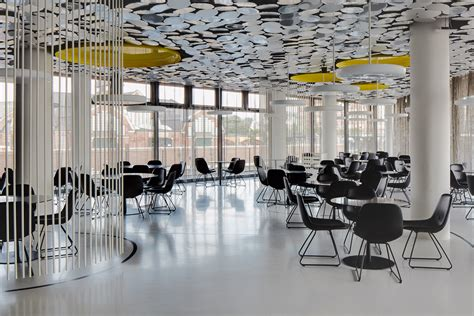 Entryway Interior Design A Feast For The Eyes New Cafeteria Of The Spiegel