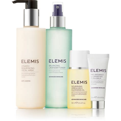Does The Elemis Detox Products Work by Elemis Kit Dynamic Resurfacing Cleansing Collection Worth