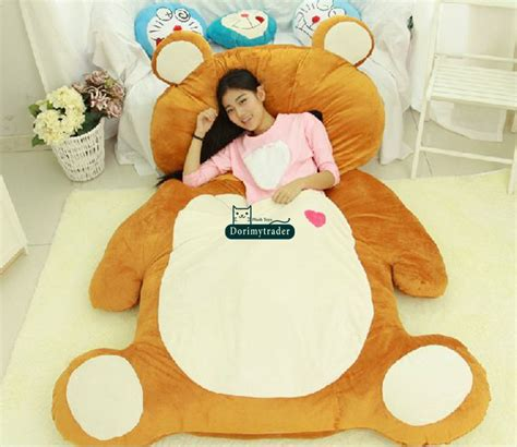giant teddy bear bed online get cheap giant bear bed aliexpress com alibaba