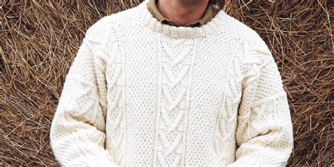 free patterns aran knitting knit a real man s classic free aran jumper knitting pattern