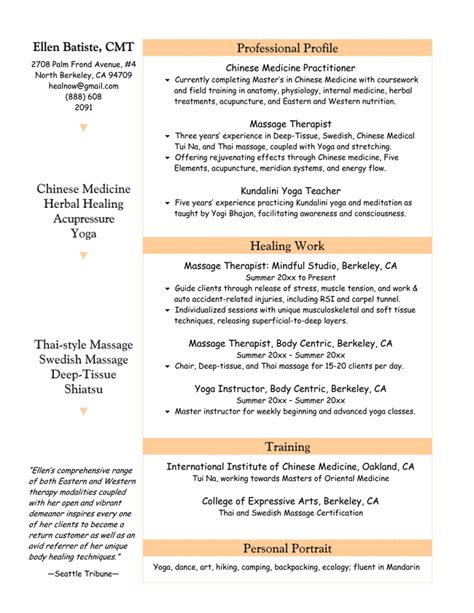 Creative Resumes Templates by Resume Sles Exles Brightside Resumes