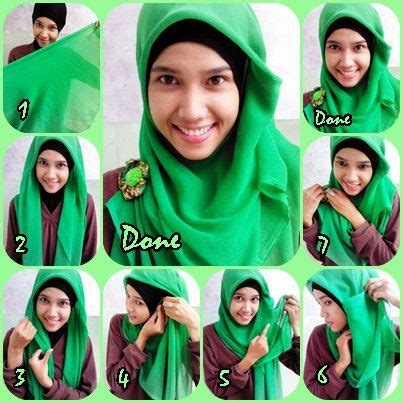 tutorial hijab paris a touch of feminity by laili noura for hijaber s tutorial hijab chaceang peatha