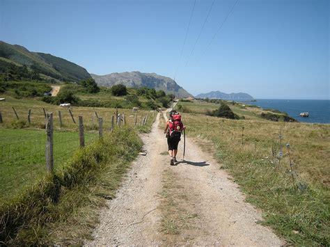 camino de santiago de la costa la