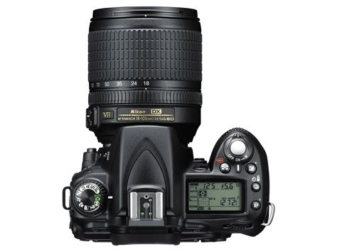 Kamera Nikon D90 Second nikon d90 lansat oficial primul dslr cu 238 nregistare