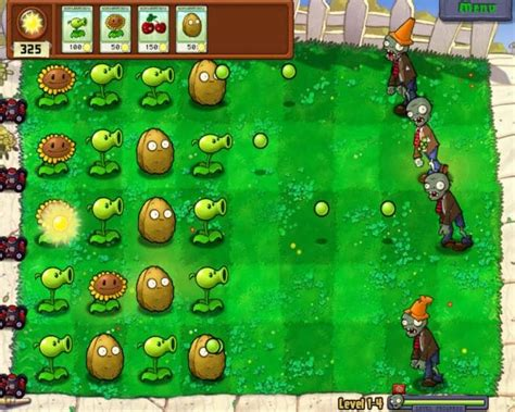 free download full version games zombie vs plant plants vs zombies download