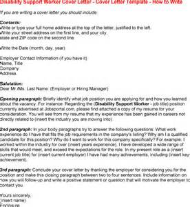 cover letter for support worker 7 best images of cover letter disability information