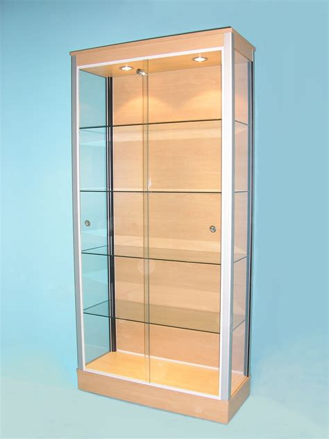 large display cabinet with glass doors large glass display cabinets designex cabinets