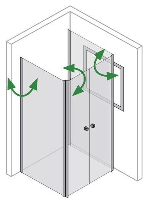 Kleines Bad Dusche Vorm Fenster by Dusche Vorm Fenster Bis 100x100x220 Bxtxh U Kabine 4