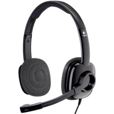 Logitech Stereo Headset H 151 981 000589 logitech h151 stereo headset analogue dc3 distribution computer store