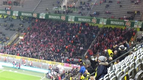 Bayern Munich Away Section Picture Of Signal Iduna Park