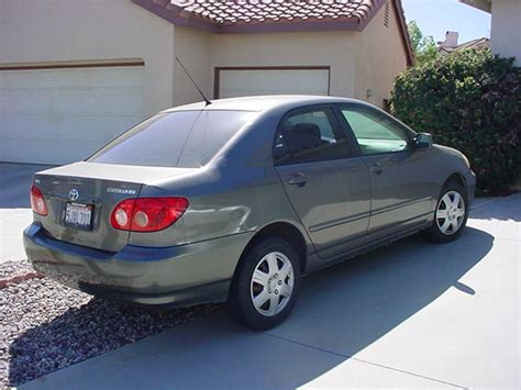 Car Lawyer Moreno Valley 1 by 2005 Toyota Corolla Car Sale In Moreno Valley