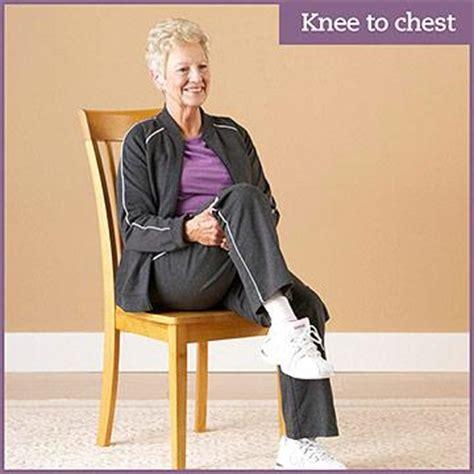 seated cardio seated flexibility cardio strength workout diabetic