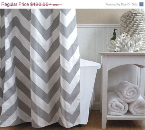West Elm Zigzag Curtain Inspiration Gray And White Zigzag Shower Curtain Curtain Menzilperde Net