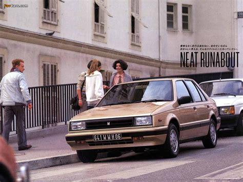 ff sedan isuzu ff gemini sedan jt150 1985 87 wallpapers 1024x768