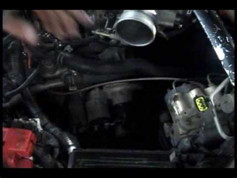 1999 infiniti g20 starter removal 1995 2001 nissan maxima starter replacement