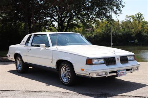 cutlass supreme 1987 oldsmobile cutlass supreme brougham for sale 100018