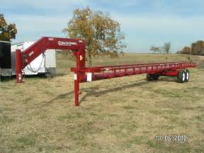 ez haul hay handlers for sale in oklahoma by 4 state trailers
